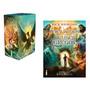 Kit Livros Box Percy Jackson + Os Deuses Gregos (6 Livros)