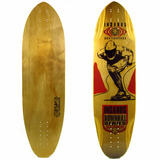 Shape Skate Longboard Downhill Speed Raptor 36 Polegadas