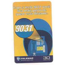 5873 Cartões Telefônicos 5 Tarjinhas Diferentes Ver Texto