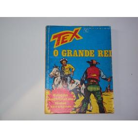 Tex 46 1ª Edição O Grande Rei 1974 Especial De Natal