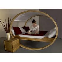 Cama Vanguardista Minimalista Lounge A Medida Mueble Llumina