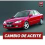 Cambio Aceite Y Filtro Mazda 323 Mazda 1.5 Carburador 91-95