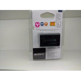 Bateria Sony Np-fv70 Compat. Fv100 Fv50 Fv30 Fh70 Fh30 Fh70