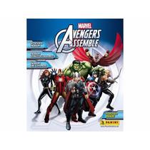 Estampas Sueltas Avengers Assemble Marvel Album Panini