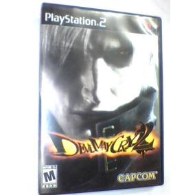 Devil May Cry 2 - Ps2 - Original - 2 Discos Con Caja Manual