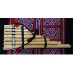 Zampoña Malta (mediana) Marca Kjarkas Instrumento Musical