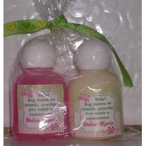 Recuerdito Gel Personalizad Crema Babyshower Dia De La Madre
