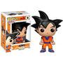 Funko Pop! Animation Dragonball Z Black Haired Goku Original