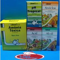 Testes,amônia Docê Ph,anti Cloro,alcali ,acid