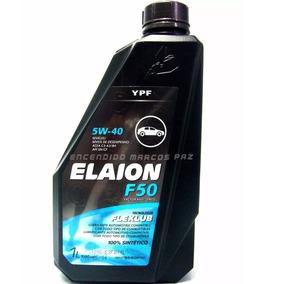 Óleo Elaion 5w-40 100% Sintético Api Sn - F50 Anti - Stress