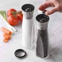 Molino De Sal - Porcelana & Molino De Pimienta - Acero Inox