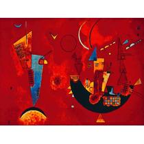 Rompecabezas Kandinsky Con Y Contra 1500 Piezas
