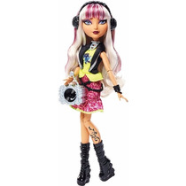 Muñeca Ever After High Melody Piper Hija Del Flautista