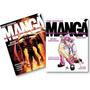 Kit Como Desenhar Mangá - 2 Livros - Dragão Vampiro Garotas