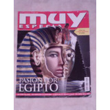 Revista Muy Interesante Especial Pasion Por Egipto