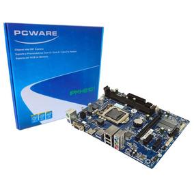 Placa Mãe Ipmh81g1 Pentium I3i5i7 - Pcware