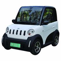 Auto Electrico Jiayuan City Spirit 2017 0km Nuevo Blanco