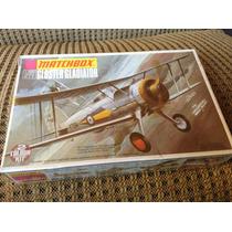Avion Matchbox Gloster Gladiator