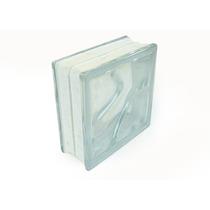 Vidrioblock 19 X 19 X08 Cristal Glassblock Caja De 6 Pzas