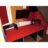 Mueble Para Estudio De Grabación Completo A Medida