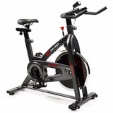 Bicicleta Spinning Fija Indoor Olmo Fit 89 Monitor Gtía