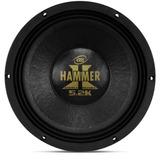 Alto Falante Woofer Eros 12 Pol E12 Hammer 5.2k 2600w Rms