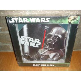 Reloj Pared Star Wars Darth Vader