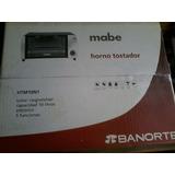 Horno Tostador Mabe Htm10n1