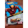 Wolverine Gepardo Hot Wheels Auto De Colección Marvel X-men