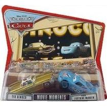 Cars Disney Tex Dinoco & Dinoco Mcqueen. Woc. Movie Moment.