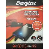 Arrancador Multifuncion Energizer 7500mah- Para Auto/moto