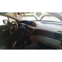 Kit De Air Bag Civic 2012 A 2016.recuperado Instalado
