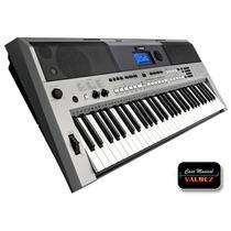 Piano Yamaha Psr E443 + Adaptador Pa 3c + 4gb Pack Ritmos