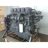 Motor Completo Scania P94 Elet. 5 Cilindros A Base De Troca