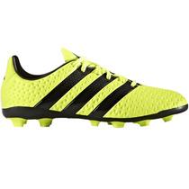 Zapatos Futbol Soccer Ace 16.4 Fxg Niño Adidas S42144