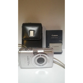 Camara Canon Powershot Sd850 Is Digital Elph 8 Mp