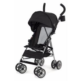 Carrinho De Bebe Kolcraft Cloud Umbrella Stroller - Preto