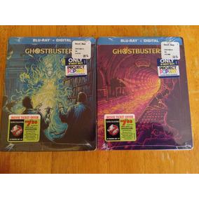 Ghostbusters 1 Y 2 Pop Blu Ray Steelbook Best Buy Exclusivo