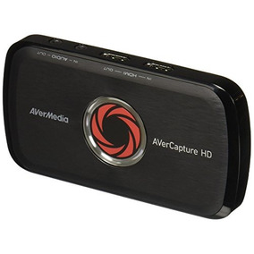 Avermedia Avercapture Hd, Streaming De Juegos Y Captura De J