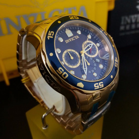 Relógio Invicta Pro Diver 0073 21923 Original Pronta Azul