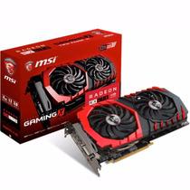Placa De Video Msi Radeon Rx470 Gaming X 4gb Ddr5 Hdmi Dx12