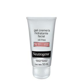 Hidratante Facial Neutrogena Oil-free 50ml