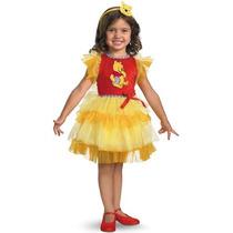 Volantes Winnie The Pooh Traje - Grande (4-6x)