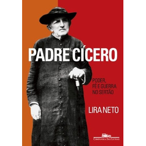 Livro Padre Cícero - Novo
