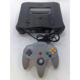 Consola N64 Completa + 1 Juego De Regalo Fenix Games Dx