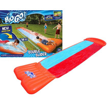 Deslizador Inflable 2 Carriles 5,4m Juego Agua Palermo Znort