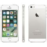 Iphone 5s Apple 16gb Ios 8 Touch Id 4g Prateado