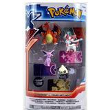 Pokemon Xy Charizard, Sylveon, Espeon, Pancham Tomy