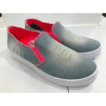 Zapatos T Vans Skechers Slip Para Damas. En Descuento