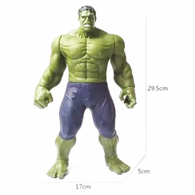 Boneco Hulk / Marvel / Vingadores / 30 Cm
